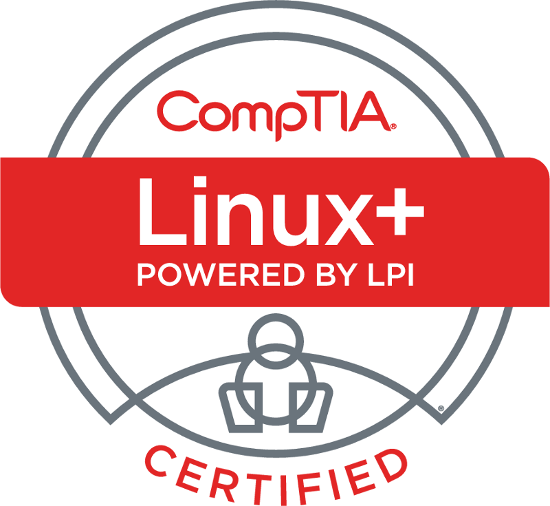 Certified CompTIA Linux+