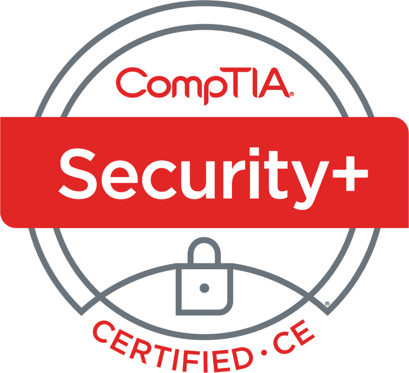 Certified CompTIA Security+
